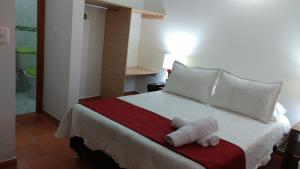 Apartahotel La Gran Familia, Aparthotels  Villa de Leyva - big - 42