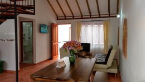 Apartahotel La Gran Familia, Residence  Villa de Leyva - big - 1