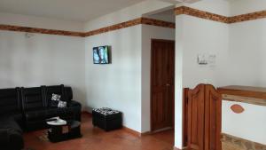 Apartahotel La Gran Familia, Residence  Villa de Leyva - big - 43