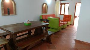 Apartahotel La Gran Familia, Residence  Villa de Leyva - big - 41