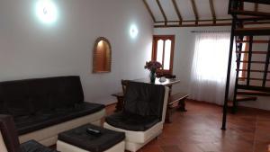 Apartahotel La Gran Familia, Residence  Villa de Leyva - big - 30