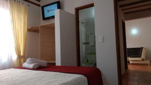 Apartahotel La Gran Familia, Aparthotels  Villa de Leyva - big - 31