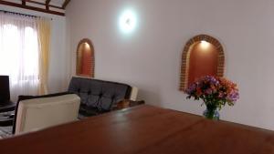 Apartahotel La Gran Familia, Apartmánové hotely  Villa de Leyva - big - 32