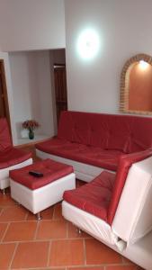 Apartahotel La Gran Familia, Residence  Villa de Leyva - big - 34