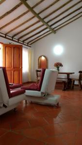 Apartahotel La Gran Familia, Apartmánové hotely  Villa de Leyva - big - 35
