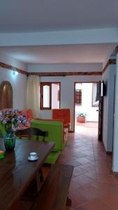 Apartahotel La Gran Familia, Residence  Villa de Leyva - big - 12