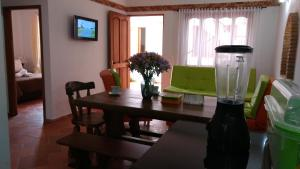 Apartahotel La Gran Familia, Apartmánové hotely  Villa de Leyva - big - 10