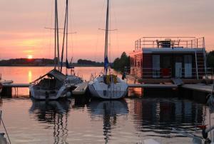Hausboot FJORDBLIK
