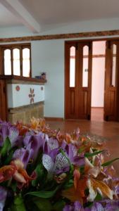 Apartahotel La Gran Familia, Residence  Villa de Leyva - big - 69