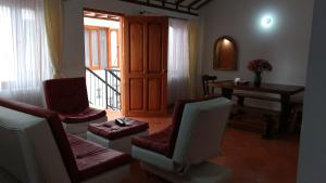Apartahotel La Gran Familia, Residence  Villa de Leyva - big - 4