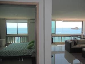 La Costa Deluxe Apartamentos - Santa Marta, Апартаменты  Puerto de Gaira - big - 23