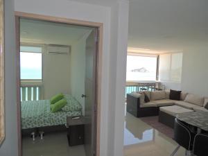 La Costa Deluxe Apartamentos - Santa Marta, Апартаменты  Puerto de Gaira - big - 24