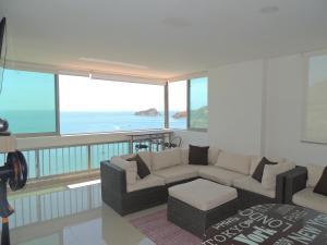 La Costa Deluxe Apartamentos - Santa Marta, Апартаменты  Puerto de Gaira - big - 26