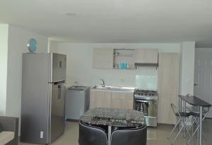 La Costa Deluxe Apartamentos - Santa Marta, Апартаменты  Puerto de Gaira - big - 29