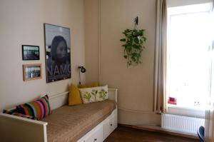 90 sq.m. apartment in centre of Vilnius, Ferienwohnungen  Vilnius - big - 8