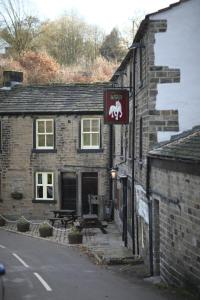 The White Horse Inn, Gasthäuser  Holmfirth - big - 24