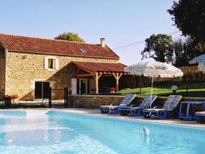 Maison De Vacances - Besse 3, Case vacanze  Saint-Pompont - big - 1