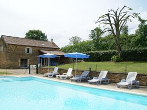 Maison De Vacances - Besse 3, Case vacanze  Saint-Pompont - big - 18
