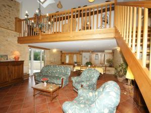 Maison De Vacances - Besse 3, Case vacanze  Saint-Pompont - big - 16