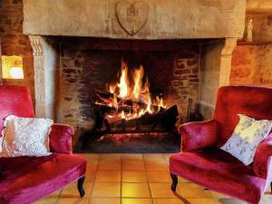 St Caprais, Holiday homes  Villefranche-du-Périgord - big - 18