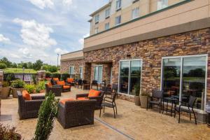 Hilton Garden Inn Clarksville, Szállodák  Clarksville - big - 28