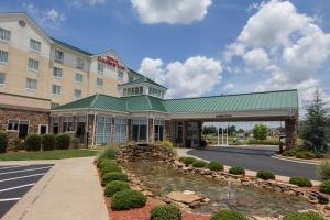 Hilton Garden Inn Clarksville, Szállodák  Clarksville - big - 29