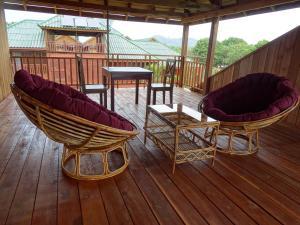 Ratanakiri Paradise Hotel & SPA, Hotels  Banlung - big - 15