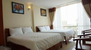 Hanh Phuc Hotel, Отели  Донг-Хои - big - 1