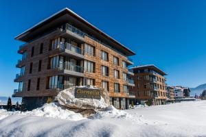 Cornelia Boutique & SPA, Apartmánové hotely  Bansko - big - 62