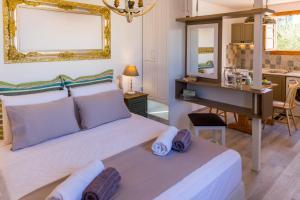 Lindos SeaStar Apartment