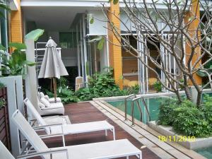 Studio in Haven, Apartmanok  Bangkok - big - 8