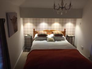 Lodge at Lochside, Bed and Breakfasts  Bridgend of Lintrathen - big - 7