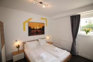Apartments Rose & Sonnenblume, Ferienwohnungen  Berlin - big - 27