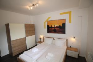 Apartments Rose & Sonnenblume, Ferienwohnungen  Berlin - big - 3