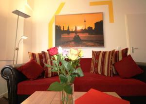 Apartments Rose & Sonnenblume, Ferienwohnungen  Berlin - big - 11