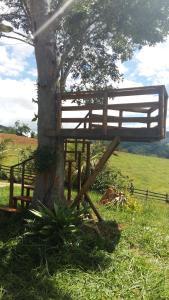Fazenda Serra Verde Carangola, Guest houses  São Manuel de Carangola - big - 2
