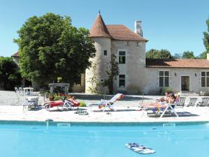 Maison De Vacances - Lencloître