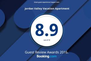 A Picture of Jordan Valley Vacation Apartment