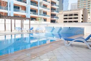 Hi Guests Vacation Homes -Marina Residence, Tower B - Dubai
