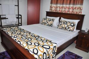 Induruwa Beach Villa, Hotel  Alutgama West - big - 4