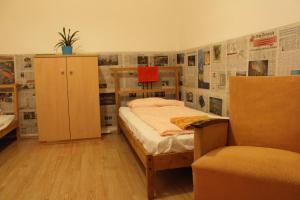 obrázek - P+R Hostel