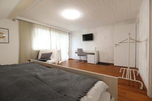 Villa Gap apartments, Penziony  Český Krumlov - big - 19