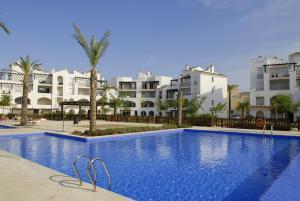 Coming Home - Penthouses La Torre Golf Resort, Apartmanok  Roldán - big - 96