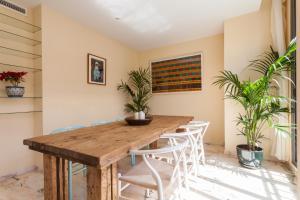 La Banda Spaces-Soho Lounge, Apartmány  Seville - big - 17