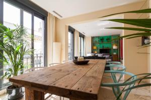 La Banda Spaces-Soho Lounge, Apartmány  Seville - big - 1