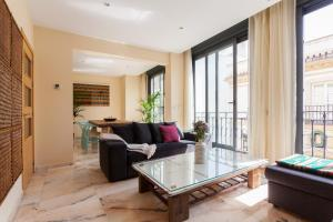 La Banda Spaces-Soho Lounge, Apartmány  Seville - big - 15