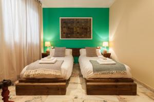 La Banda Spaces-Soho Lounge, Apartmány  Seville - big - 14