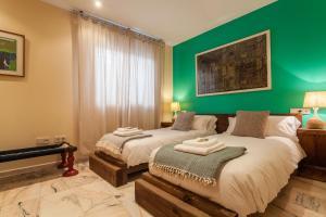 La Banda Spaces-Soho Lounge, Apartmány  Seville - big - 11
