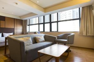JI Hotel Jinan High-Tech Zone Exhibition & Convention Center, Отели  Цзинань - big - 12