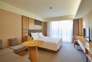 JI Hotel Jinan High-Tech Zone Exhibition & Convention Center, Отели  Цзинань - big - 15